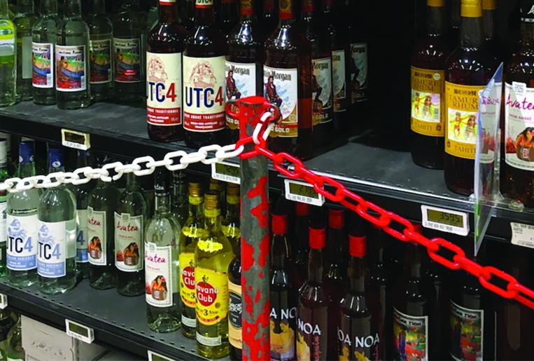 Règlementation sur la vente d'alcool : Une nouvelle copie demandée