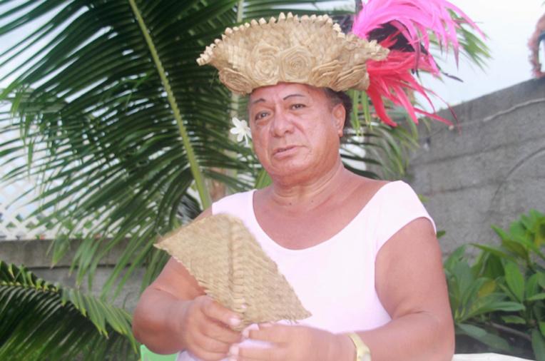 Décès du chef de groupe de Papara, Antonio Iro