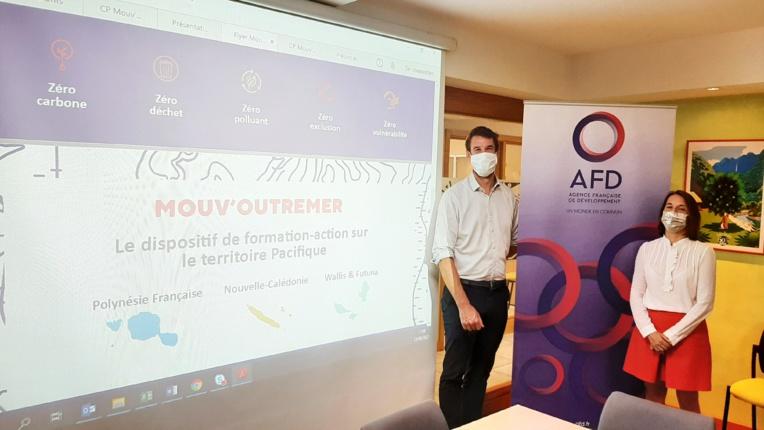L'AFD lance une formation pour les porteurs de projets durables au fenua