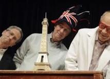 """La France récompensée aux anti-Nobel, célébrant ceux qui """" font rire et réfléchir"""""""