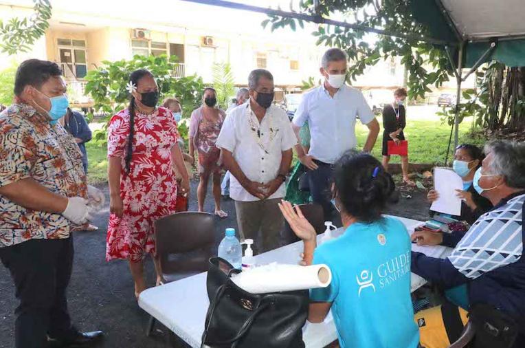 Le Pays défend l'implication des tāvana dans la vaccination
