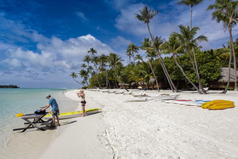 Rebond du tourisme en juillet