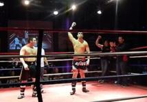 Boxe thaï  : victoire par KO au premier round pour le tahitien Jean Baptiste Nars au Canada