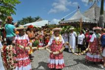 Le Village de l'artisanat traditionnel a ouvert ses portes ce matin dans les Jardins de Paofai