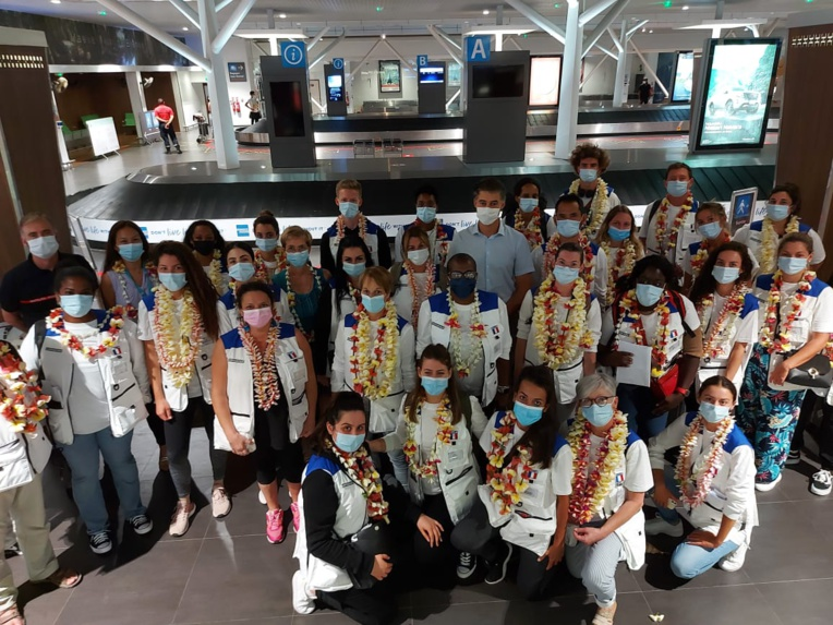 84 soignants débarquent de Paris en renfort
