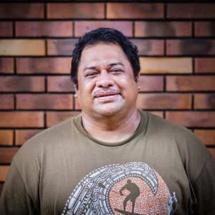 David Kimitete, décédé ce week-end à l'âge de 47 ans.(Photo : Conservatoire artistique de Polynésie française).