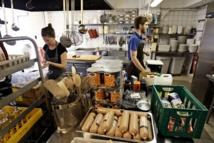 Un restaurant danois sert des ingrédients promis à la poubelle