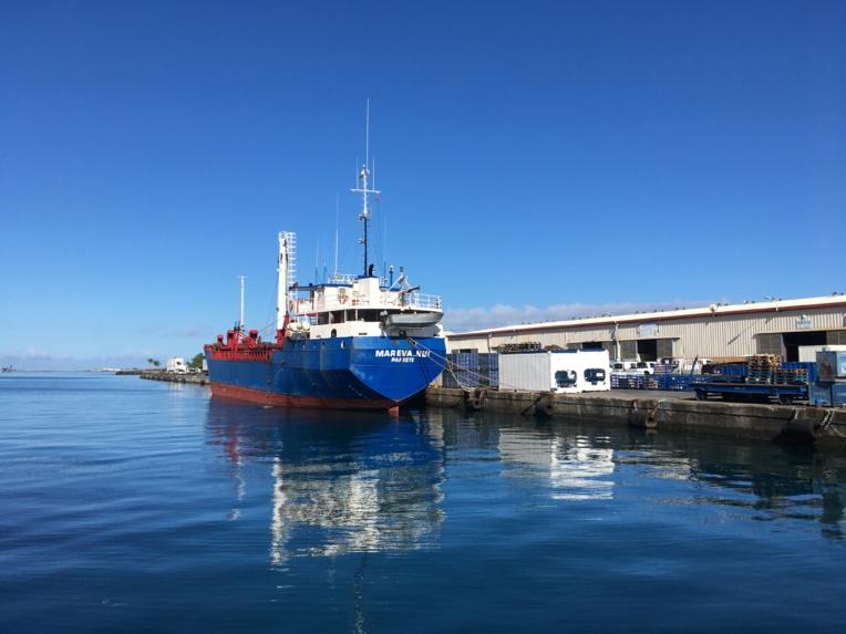 Le Mareva Nui a été mis à l'eau en 1976. Après 45 d'exploitation la société Transport maritime des Tuamotu ouest prévoit de le remplacer d'ici 2023.