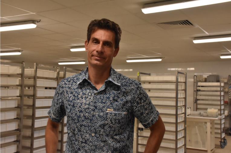 Hervé Bossin est responsable du laboratoire d'entomologie médicale de l'Institut Louis Malardé à Paea depuis quinze ans.