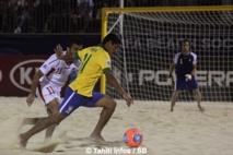 Le Brésil, implacable