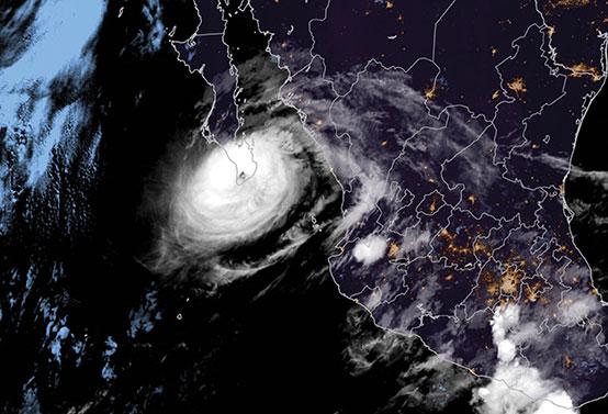 RAMMB/NOAA/NESDIS / AFP