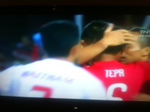 Beach Soccer: Tahiti vs Emirats arabes unis, victoire des tiki toa!