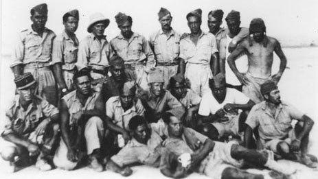 En Nouvelle-Calédonie s'exposent les bons souvenirs de la guerre 39-45