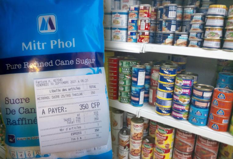 Le sucre à prix d'or à Hao
