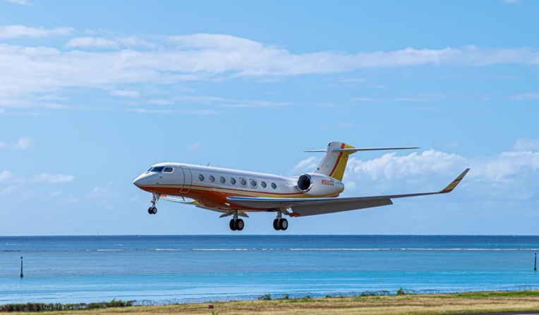 Crédit photo : Rare Tahitian Air/Port Views