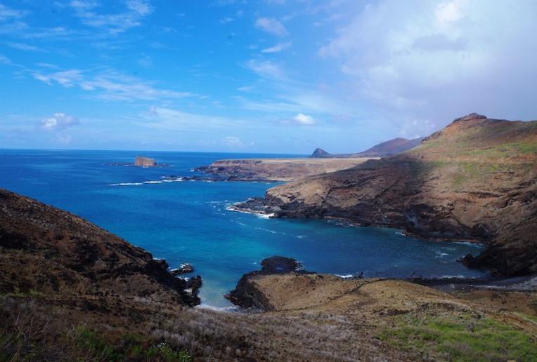 En 2018, les Marquisiens avaient manifesté contre l'arrivée de 75 thoniers de Tahiti dans leurs eaux. Depuis, ils souhaitent que l'aire marine protégée de l'archipel voit le jour afin de privilégier la pêche artisanale et la préservation des ressources. (©Pew Polynésie française)