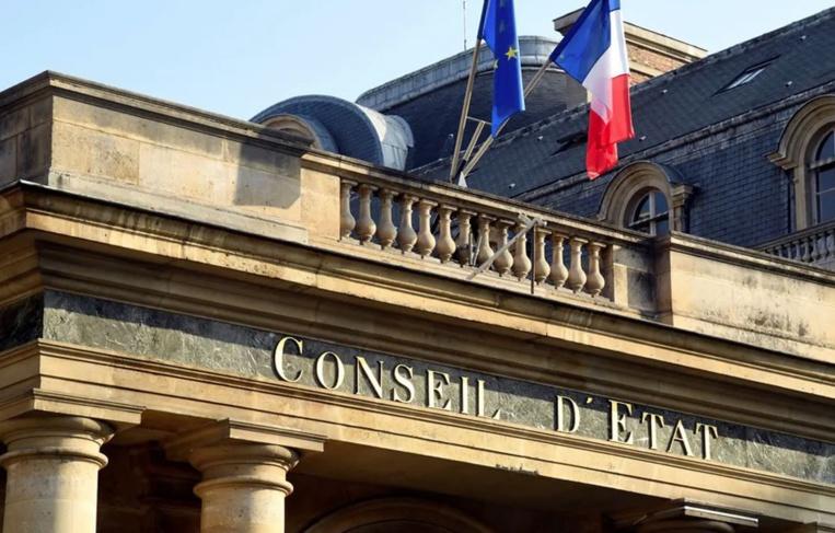 Le Conseil d'État est saisi depuis mardi d'un nouveau recours visant l'annulation de la loi sur l'obligation vacinale.  (Photo : Bertrand Guay/AFP).