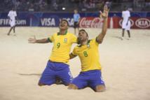 Beach-soccer - Espagne, Tahiti, Argentine, Russie, Japon, Brésil et Iran en quarts de finale