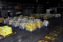 Australie: saisie de 274 kg d'ice dans des sacs de riz basmati