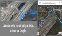 USA: trompés par leur iPhone, ils se retrouvent sur les pistes d'un aéroport