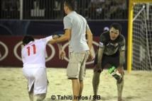 Beach Soccer: Tahiti s'incline devant la Russie qui se qualifie en finale avec 5 buts à 3