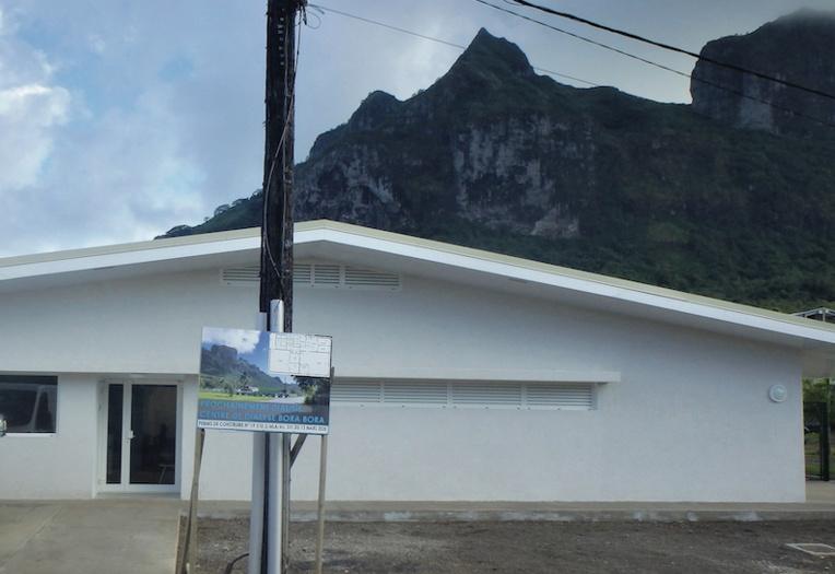 Le premier centre de dialyse de Bora Bora a accueilli ses premiers patients lundi.