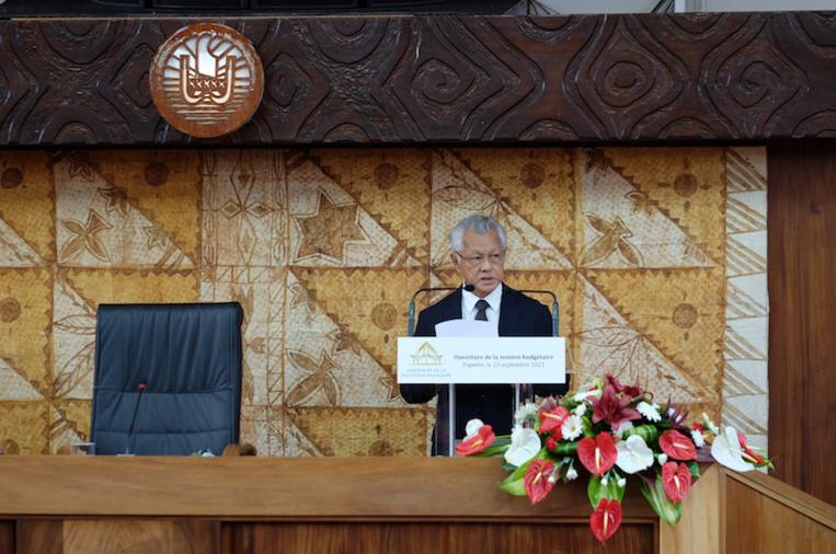 """Tong Sang propose de """"redéfinir le périmètre"""" de l'obligation vaccinale"""
