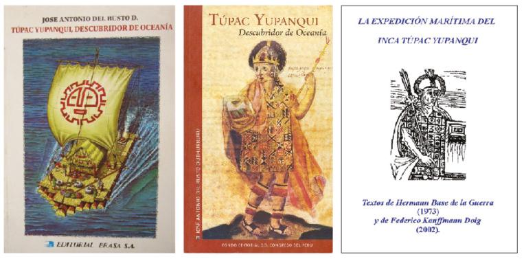 C'est fou le nombre d'ouvrages qu'inspira le très improbable voyage d'un Inca dans le Pacifique Sud !