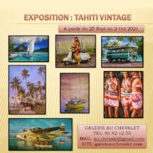 Le Tahiti Vintage selon Jumel