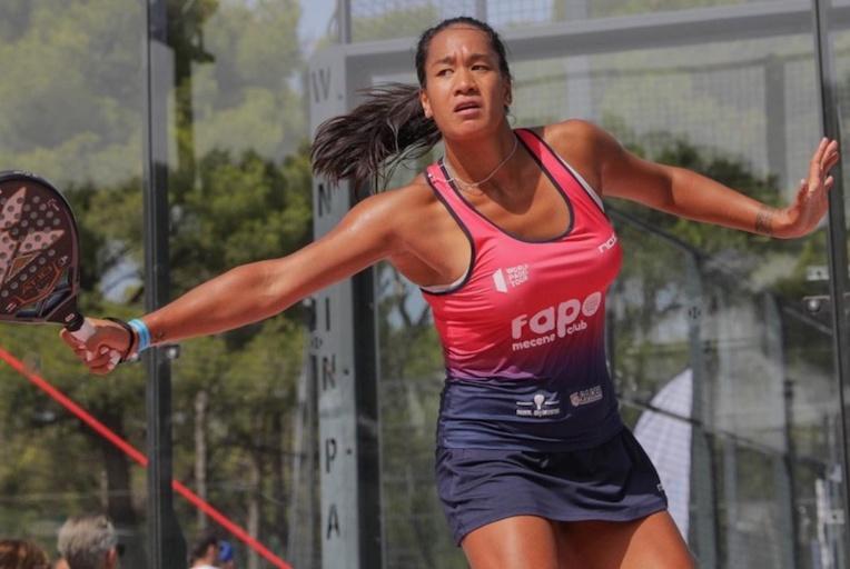 La Tahitienne Léa Godallier championne de France