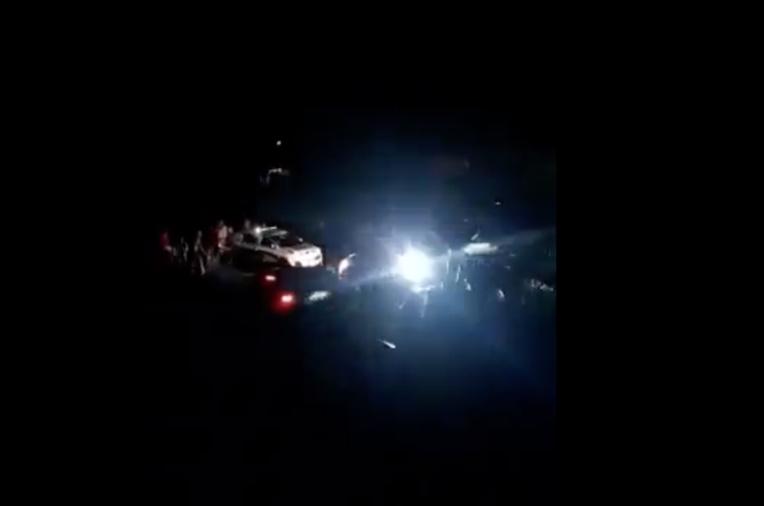 Des policiers caillassés à La Mission