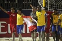 Beach soccer: Mauruuru Roa les Tiki Toa!