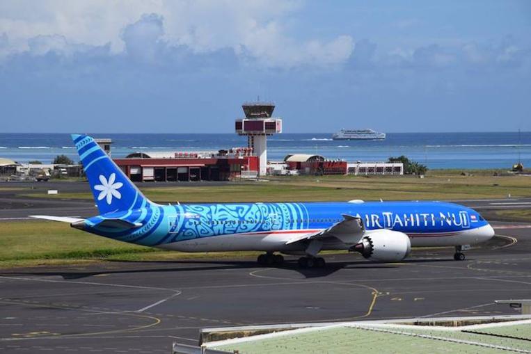 8,1 milliards pour Air Tahiti Nui
