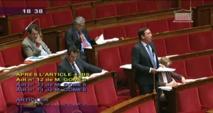 L'Assemblée adopte à l'unanimité le texte actualisant le statut de la Nouvelle-Calédonie