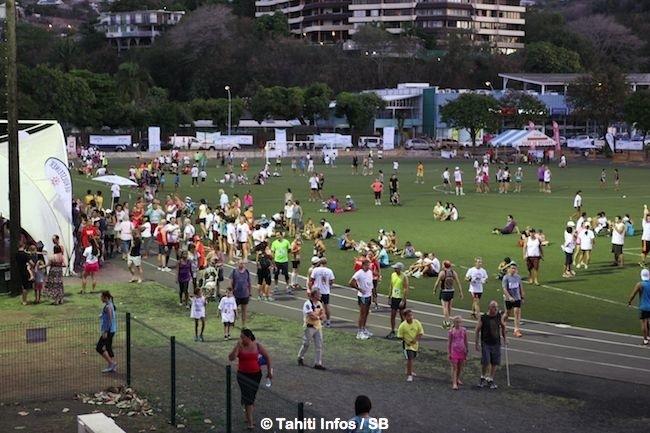 Les foulées du front de mer : 1500 personnes au rendez-vous