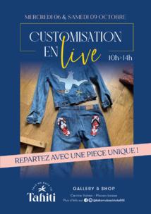 Page enfant : L'art de la customisation en live