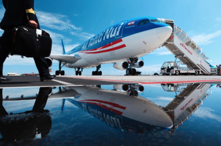 Un vol ATN Auckland-Tahiti en sens unique