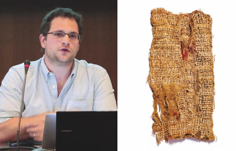 Interview de l'anthropologue Guillaume Alevêque, il sera l'un des commissaires de l'exposition consacrée au maro'ura au musée du quai Branly.