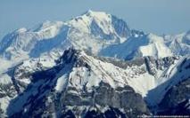 L'altitude du Mont Blanc révisée à 4.810,02 mètres, soit 42 cm de moins qu'en 2011