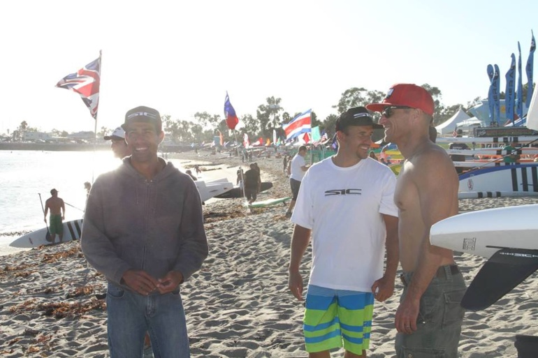 SUP 'Battle of the paddle' – La course de l'année en Californie, blessure pour Georges Cronsteadt
