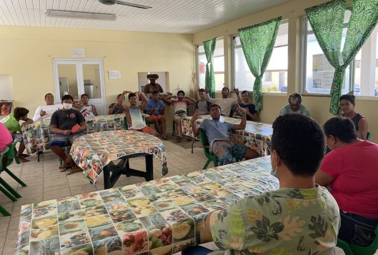 Ils sont 28 jeunes cette année à la MFR. Ils suivent des cours en alternance avec une formation pratique chez des professionnels.