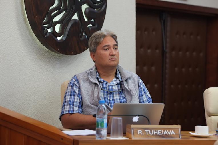 Le Tavini propose de modifier la loi du Pays sur l'obligation vaccinale