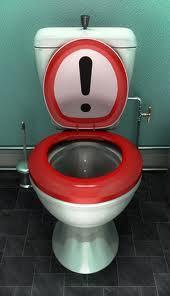 USA: blessé par l'explosion de ses toilettes, il porte plainte