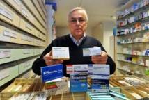 Les pharmaciens envoient la clé de leur boutique au ministère pour maintenir leur marge sur les génériques