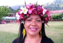 Le 'ori en rose à Nuku Hiva