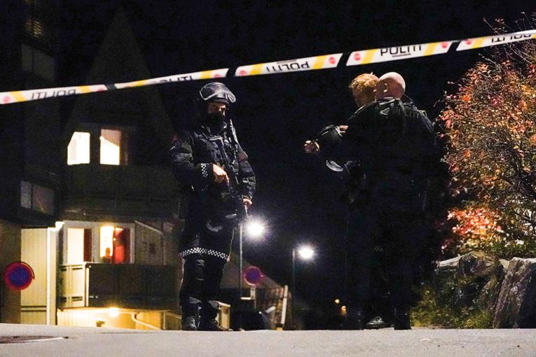 Håkon Mosvold Larsen / NTB / AFP
