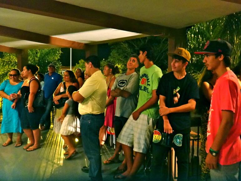 Comité Olympique PF:  « cette jeunesse qui gagne doit être un exemple pour construire la Polynésie de demain ».