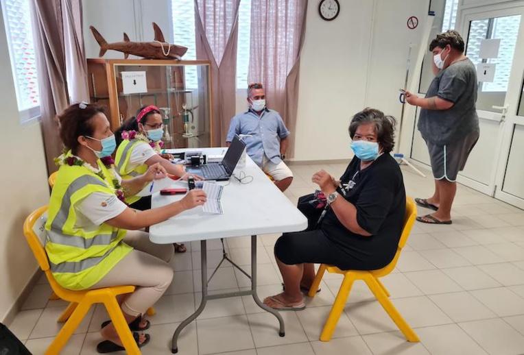 Avec un taux vaccinal de 98%, Puka Puka est l'atoll le plus vacciné des Tuamotu-Gambier.