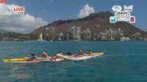 capture écran  'Ocean Paddler TV'