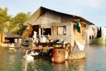 Les îles Kiribati sont menacées par la montée des eaux
